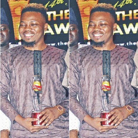 How I Got Nicknamed Baddo  Rapper Olamide Reveals as He Receives The Sun Creative Personality of the Year   Afro hip-hop superstar and rave of the moment Olamide Baddo has opened up on how he got his nickname as he wins The Sun Creative Personality of the Year award in Lagos.  Multi-award winning Nigerian indegenous rapper of Yoruba decent Olamide Adedeji popularly known as Olamide Baddo has last Saturday at Eko Hotel & Suites Victoria Island Lagos wonThe Sun Creative Personality of the Year…