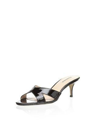 64% OFF Charles David Women's Nadira Open-Toe Sandal (Black)