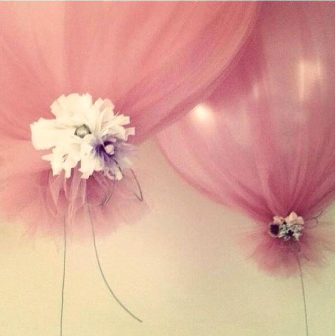 Das find ich wieder süß, wenn die Luftballons umbedingt sein müssen =)
