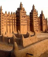 West African Mosque Architecture - A Brief Introduction | Muslim Heritage