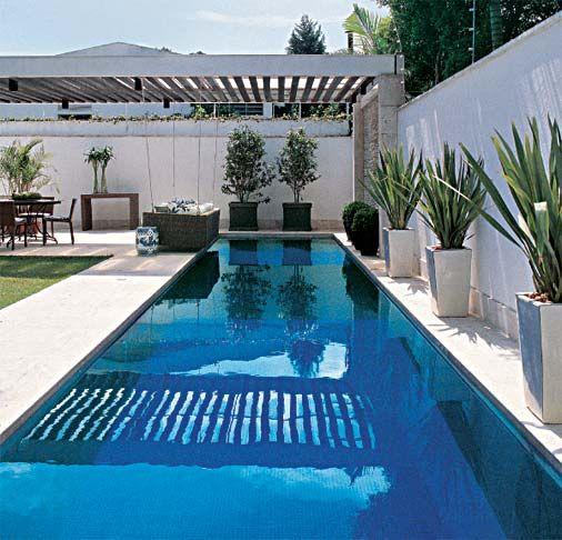25 melhores ideias de piscinas de raia no pinterest for Tipos de piscinas para casas