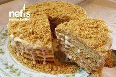 Bal Kaymak Pastası 9
