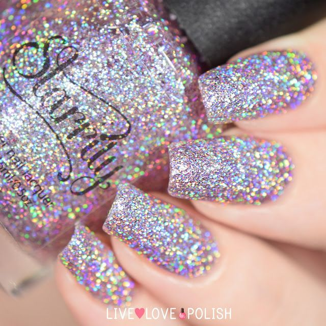 Shimmer And Sparkle Nail Polish: 25+ Best Ideas About Glitter Nail Polish On Pinterest