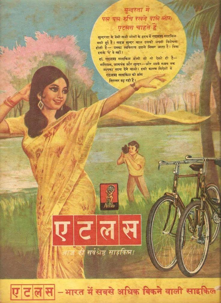 Sundarta mein pal pal ruchi rakhnewale log Atlas chahte hain! - Atlas Cycles - Hindi Ad