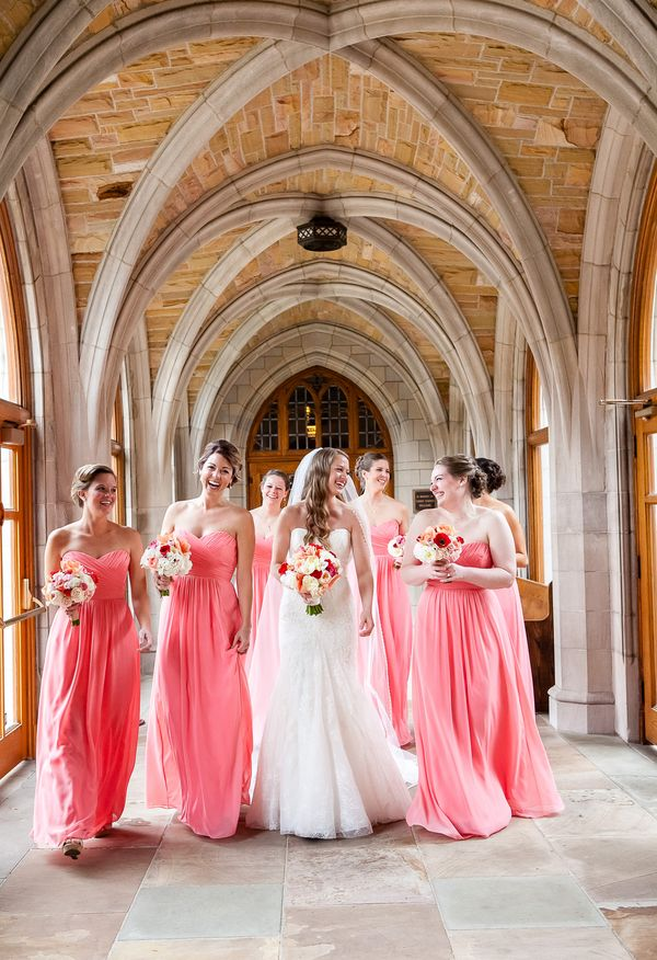 183 best Pink Weddings images on Pinterest | Pink weddings, Wedding ...