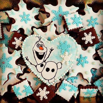 Biscotti Olaf!