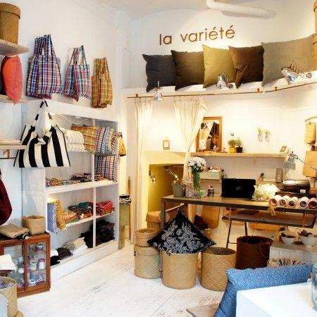 M s de 17 im genes excelentes sobre tiendas con encanto - Ropa hogar barcelona ...