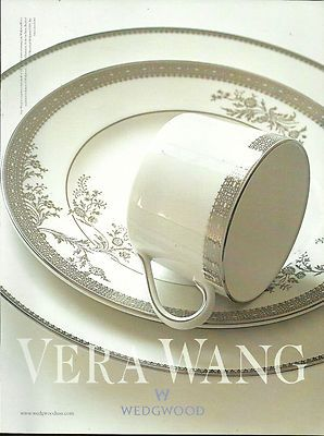 VERA WANG for WEDGEWOOD CHINA  (squee! i own this!)