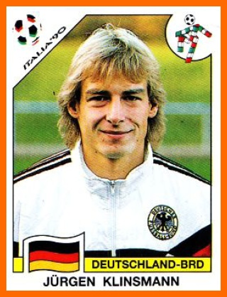 Jürgen Klinsmann - Germany