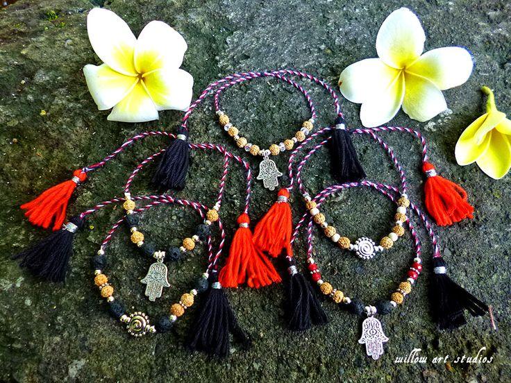 Tridatu bracelets