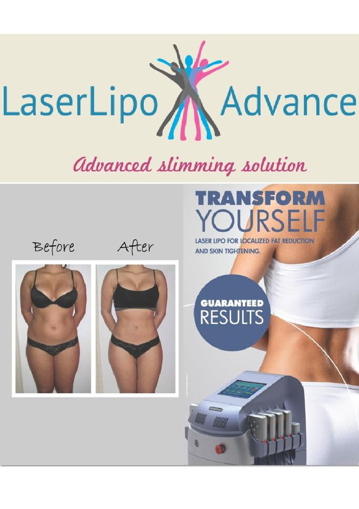 Loose up to 6cm per session    Great opening specials    CALL NOW TO AVOID DISAPPOINTMENT.    NATASHA 071 688 8641    The results of Liposuction without the surgery...  Immediate results   Tightens the skin as fat reduces  Reduces cellulite   Safe   Non-invasive   No down time   No pain   No starvation diets