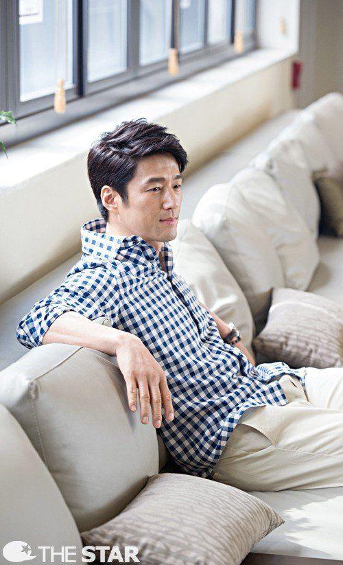 Ji Jin-hee (지진희) - Picture
