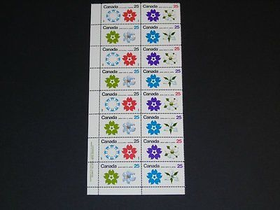 Stamp Pickers Canada 1970 Expo Scott #511a MNH x 4 Sets $52.50