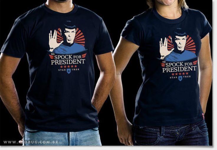 Camiseta Spock | Camiseteca