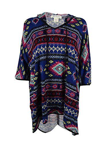 Belle Du Jour Junior Printed Hoodie Poncho Sweater Blue X... https://www.amazon.ca/dp/B01N6L9SV7/ref=cm_sw_r_pi_dp_x_7rJdzbN0NQDPX