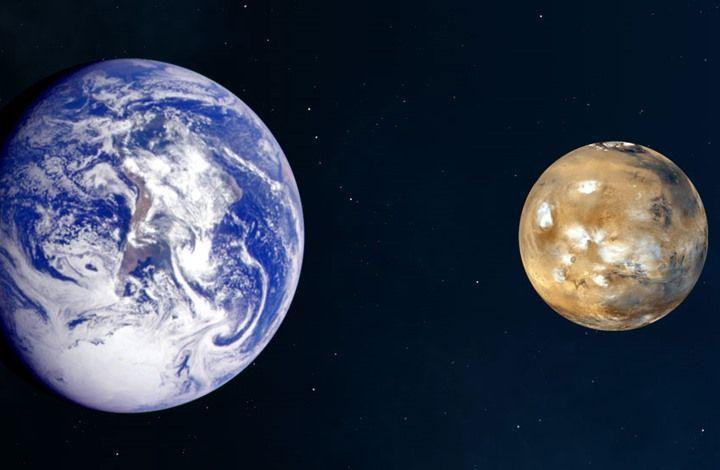 تبادل الحياة بين كوكب المريخ والأرض هل ذلك ممكن Planets Mars Planet Red Planet