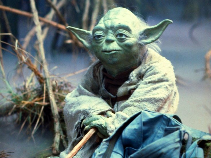 Star Wars Weekend: Yoda quotes | All That I Love