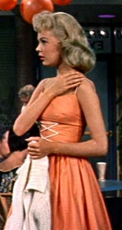 Always loved Gidget's dress in this movie. So cute.