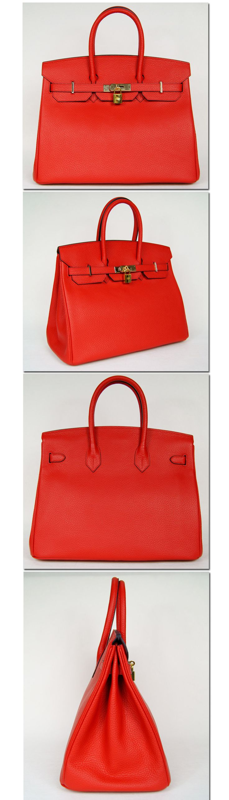 Hermes Birkin Bag- the most beautiful, most expensive bag I will ever want. I must have it one day.