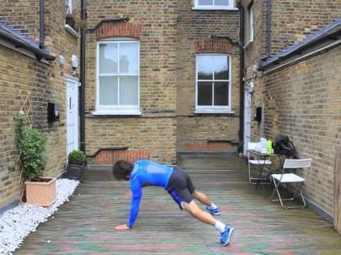 Try this HIIT Home Workout Advanced