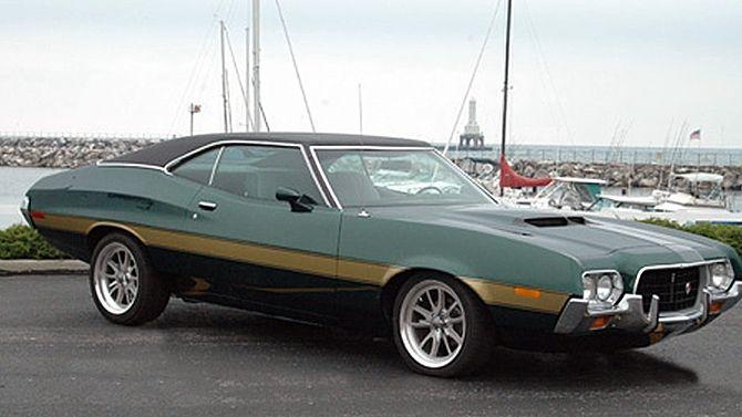 1972 Ford Gran Torino   Mecum Auctions