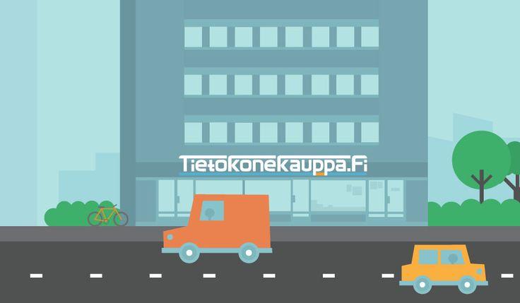 #tietokonekauppa.fi #flatdesign #inspiration #turku #flash #dmgon