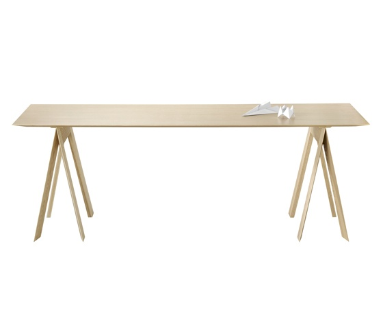 Card table by Asplund