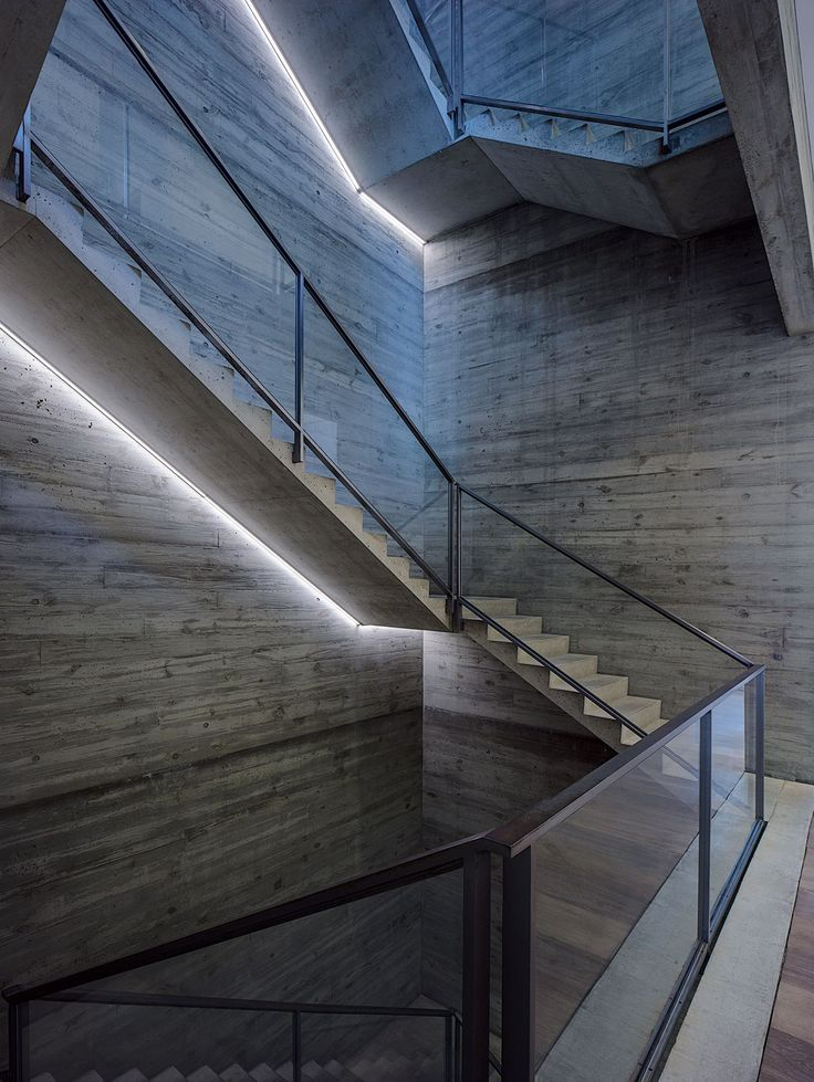 104 Best Images About Floating Staircase On Pinterest