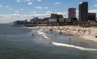 Atlantic City Beach Cam & Surf Report
