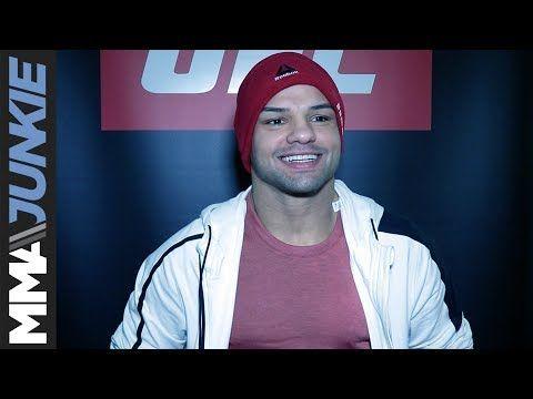 MMA Thiago Alves full pre-UFC Fight Night 126 interview