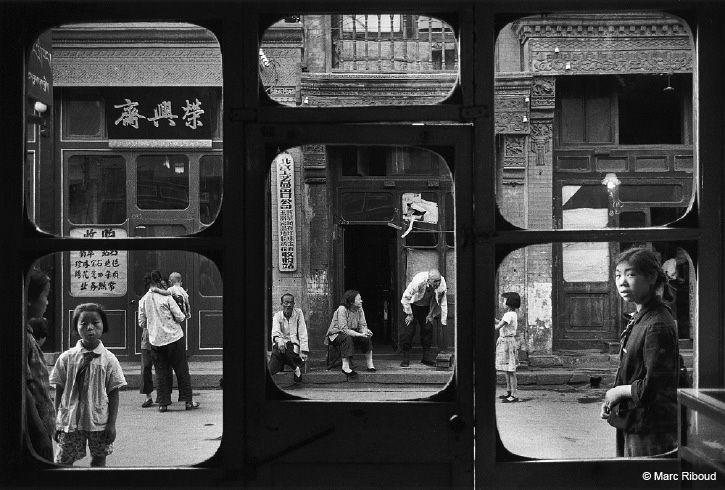 by Marc Riboud