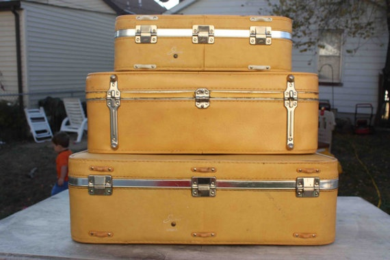 vintage skyway luggage eBay