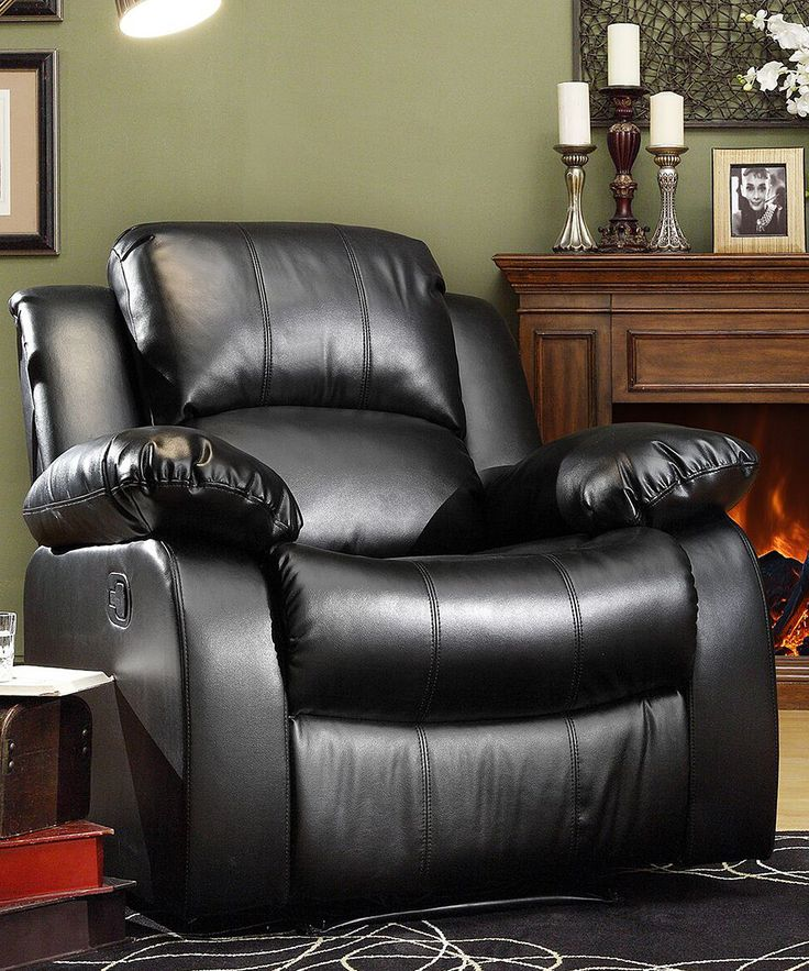Look at this HomeBelle Morton Tufted Transitional Reclining Chair on #zulily today!