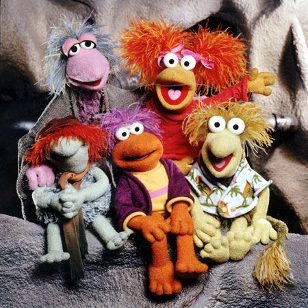 puppets | fraggles