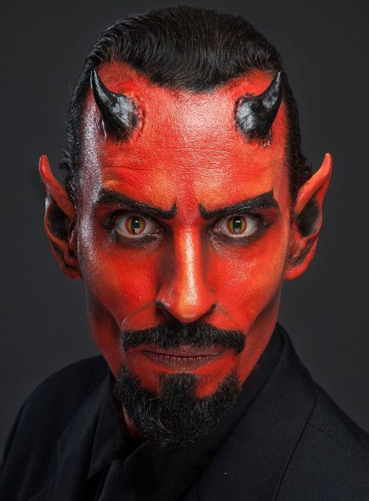 ideas about Devil Makeup