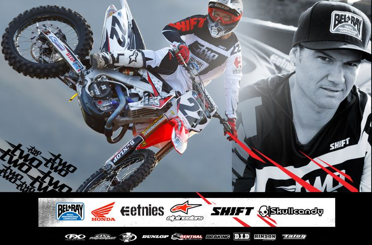chad reed two two motorsports, I've got to by far be his biggest fan!!