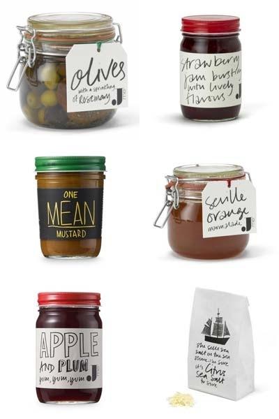 Jamie Oliver's food packaging
