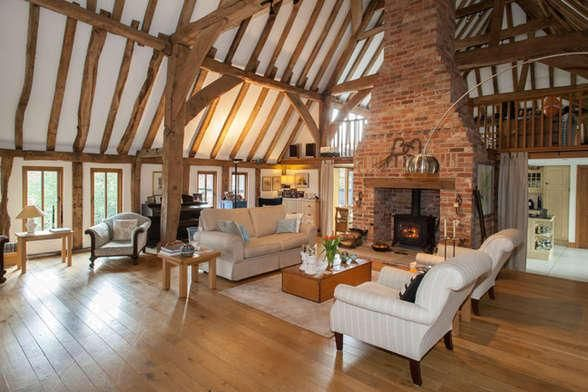 17 best images about barn house conversions on pinterest for Pole barns ontario