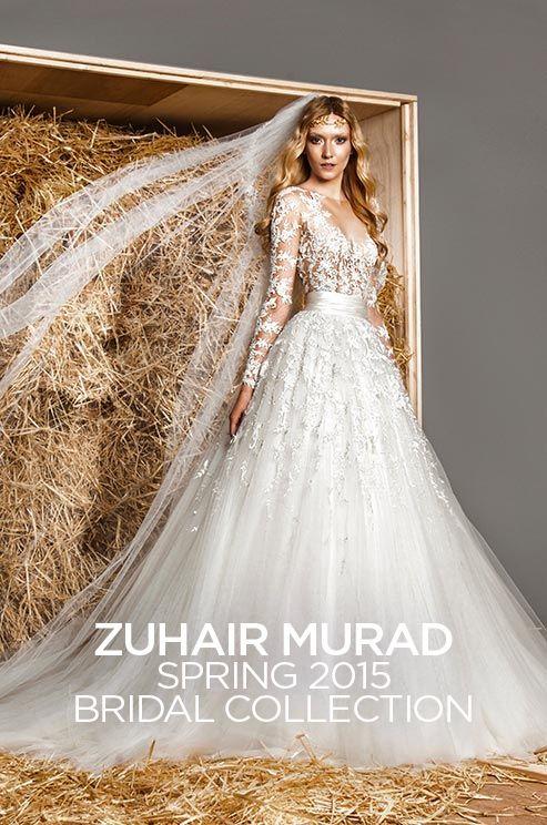 136 best High End Wedding Dresses images on Pinterest | Wedding ...