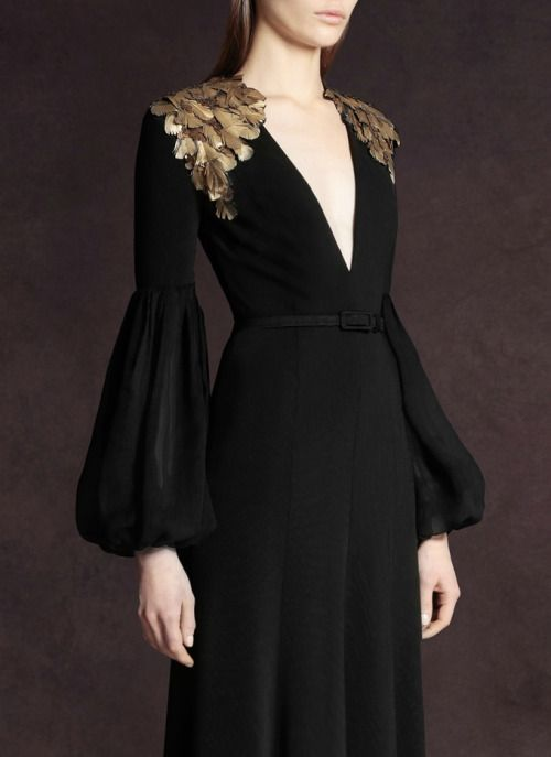 Mourning gown for Cersei, Andrew Gn