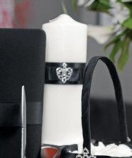 Beverly Clark Unity Candle @ weddingfavoursaustralia.com.au