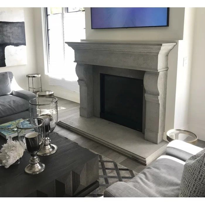 Pin By Nancy Digregorio On Fireplaces Fireplace Surrounds Cast