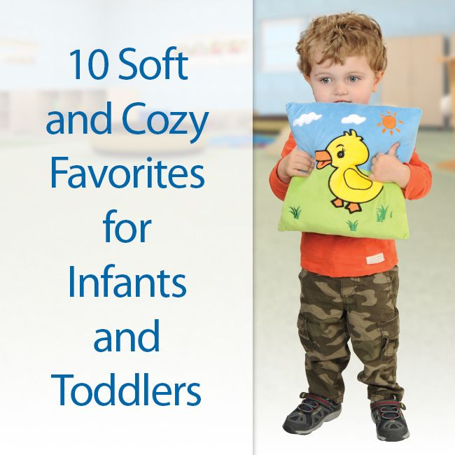 Keep classroom environments safe and soft for infants and toddlers as they learn how to crawl and walk! Find out how: