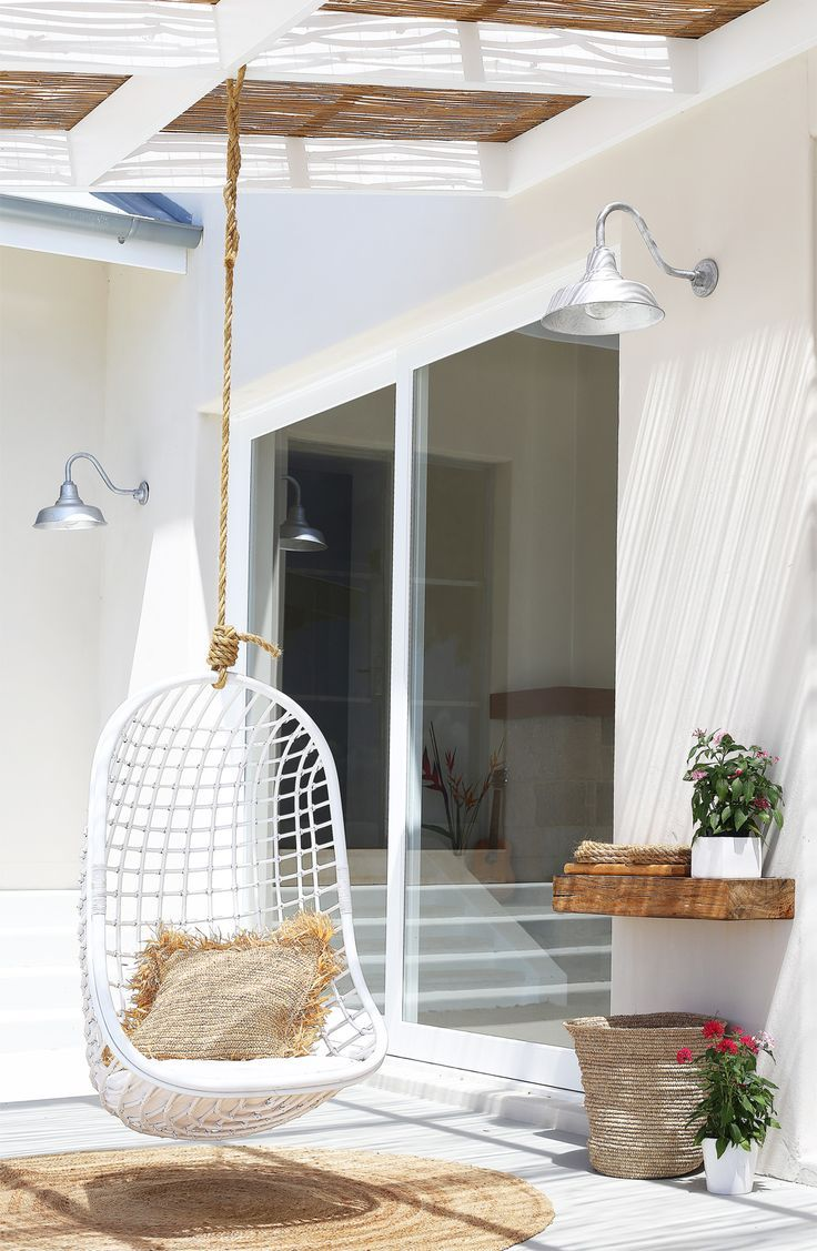 The perfect sunny chill-out spot! #summerlove