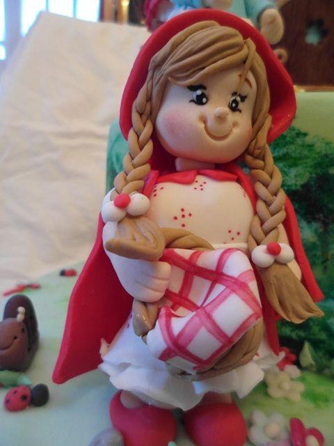 Little Red Riding Hood: tutorial