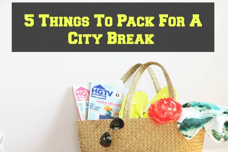 City break could be so many things. It could be a romantic weekend escape with the love of your life. A family break away to explore a new culture and ......
