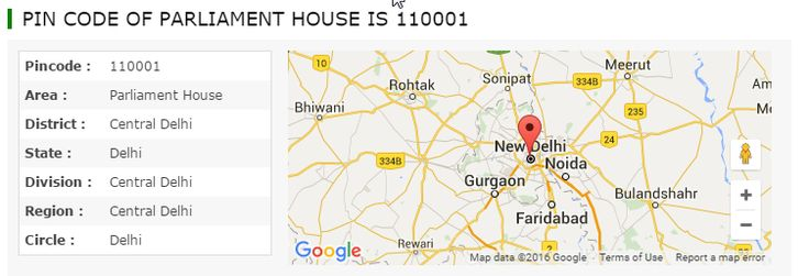 What is the pincode number list of Parliament House Central Delhi area, district, region, circle, division, zone, sector, state of Delhi, India. Pincodeofindia.in provide search option to find post office postal code, pin code in very easy way.