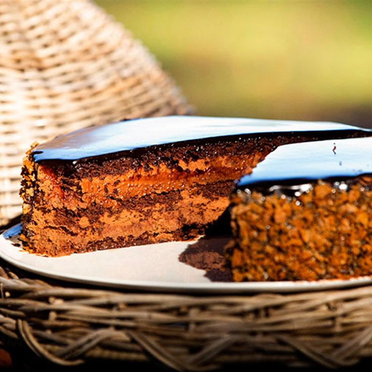 Try this Chocolate Dacquoise recipe by Chef Matt Moran. This recipe is from the show The Great Australian Bake Off.