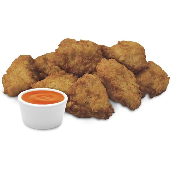 Chick-fil-A Nuggets ❤ liked on Polyvore featuring home, kitchen & dining, food, food and drink and fillers