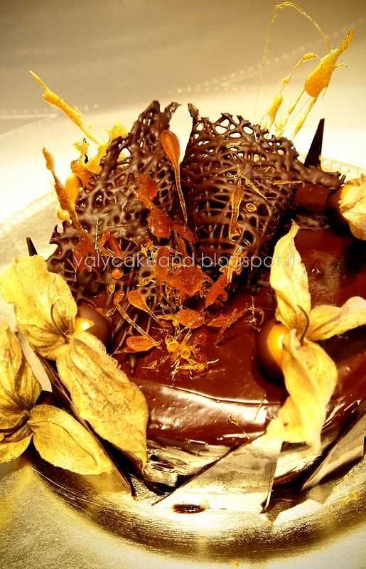 Torta sette veli secondo Valy http://valycakeand.blogspot.it/2013/02/sette-modi-per-dire-ti-amo.html